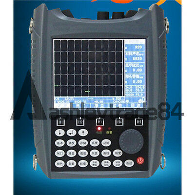 SUB180 Digital Ultrasonic Flaw Detector Tester Defectoscope 0~25000mm DAC Curve