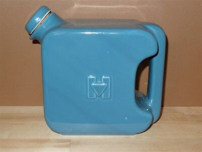 Hall Hotpoint Refrigerator Ceramic Decanter with Stopper