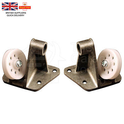 GARADOR Pulley & Wall Bracket Roller Assembly C TYPE Garage Door SPARE PARTS