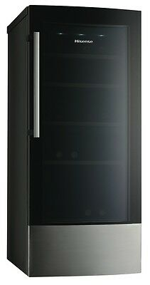 NEW Hisense HR6WC58D 58 Bottle Wine Cooler