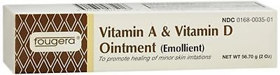 Fougera Vitamin A & D Ointment, 2 Ounce - 1 Each (Pack Of 3)