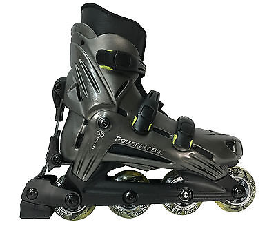New Mens Rollerblade Viablade Hwy 7 Inline Skates Made In Italy