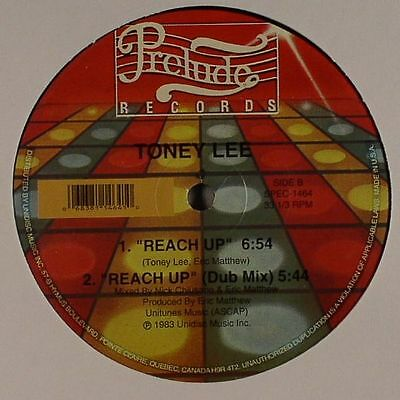 "LEE, Toney/D TRAIN - Reach Up - Vinyl (12"")"