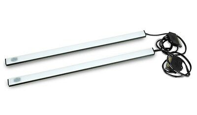 Cooler Master MasterAccessory Universal LED Strip - White (Dual Pack)