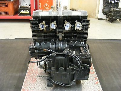 Yamaha Xjr1200 Xjr 1200 1997 Complete Engine Motor Only 40K Miles !!!