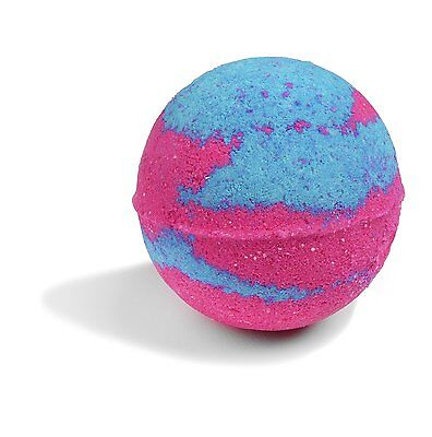 Intimate Bath and Body 8+ oz Cotton Candy Pink and Blue Bath Bomb