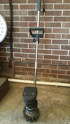 Pacific Steamex Mini Edger Floor Machine Floor Cleaner and Scrubber
