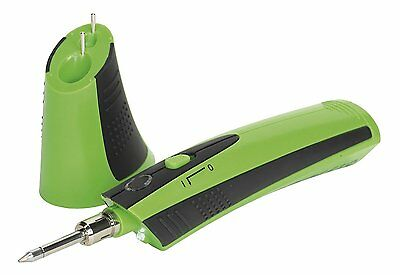 Sealey Rechargeable 3.7v Lithium-ion Soldering Iron (BA)