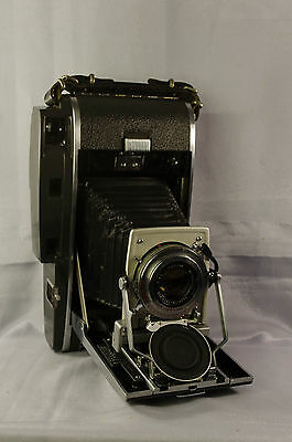 Vintage Superbe Polaroid 120 Pathfinder Land Camera En Bon Etat