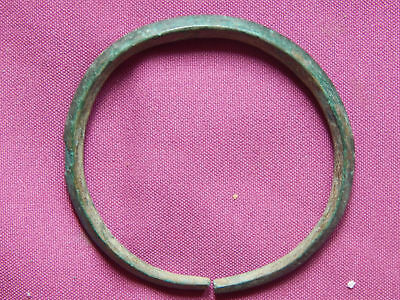 Bronze Age ,Piliny culture , Bronze Bracelet of quadrangular shape , 12-9 CBC