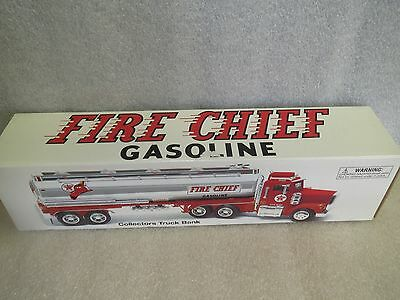 Texaco 1997 Fire Chief Tanker - Collector's Limited Edition