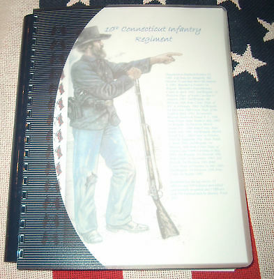 Civil War History of the 10th Connecticut Infantry