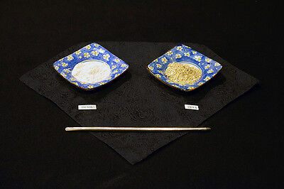Migaki-bo - Burnishing Needle Round Flat Kit with Tsnuko and Ibota