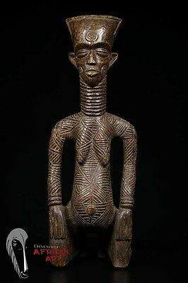 Discover African Art Dengese Ndengese Statue/Figure DR Congo