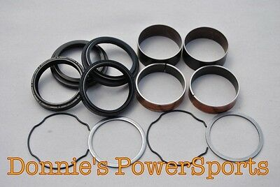 Yamaha YZ YZ125 YZ250 YZ450 06-17 Front Fork Seals  OEM  New 155