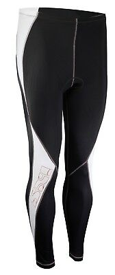 IXS Rino Functional Compressions Trousers With Huge Elastic Flatlock Seams