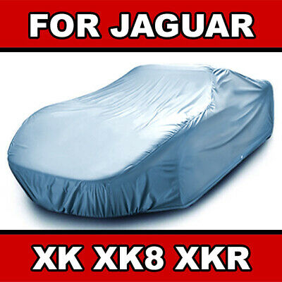 [JAGUAR XK / XK8 / XKR] CAR COVER - Ultimate Custom-Fit All Weather Protection