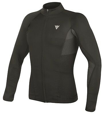 Dainese D Core No Wind Anthracite Motorcycle Function Shirt Proof Breathable