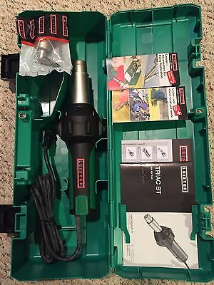 New Leister BT Heat Gun 20MM Angled Nozzle