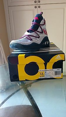 2dca8750c915 Men Size 16 Adidas Sm Crazy Explosive Boost Pk Usa B42838 Basketball  Primeknit