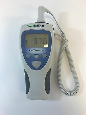 Welch Allyn SureTemp Plus 692 Thermometer W/ Probe Tested & Calibrated Model 692