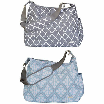 Linden Nursery Bag Nappy/Diaper Handbag Strap Shoulder Bag w/ Changing Pad/Mat