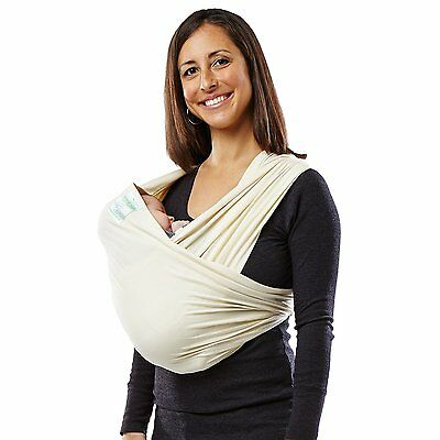 NEW Baby K'tan Baby Carrier, Natural Organic, Small - FREE SHIPPING