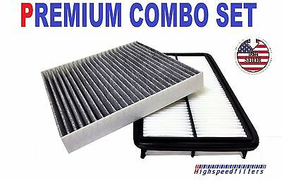 Air Filters FA8168 CA11712 PREMIUM ENGINE AIR FILTER for 2014-2015 ACURA MDX V6 3.5L Automotive