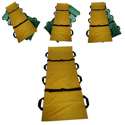 2 Colors Unique Household Multifunctional Soft Stretcher Portable With 8 Handle