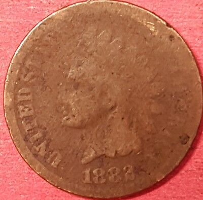 1882 Indian Head Cent  ID #20-8