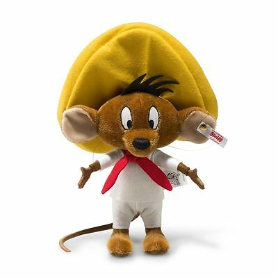 Steiff Warner Bros. Speedy Gonzales EAN 354632 Licensed Limited Edition Gift New
