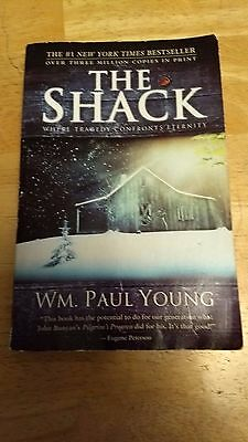 The Shack: Where Tragedy Confronts Eternity  by William P. Young (Paperback)