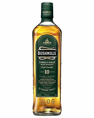 Bushmills 10 Yo Single Malt Irish Whiskey 700 Ml Boxed