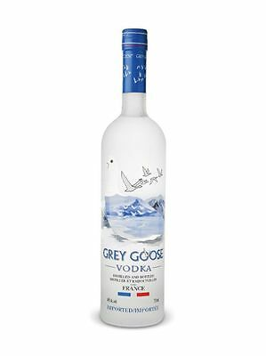 Grey Goose Vodka Imported France 750 Ml