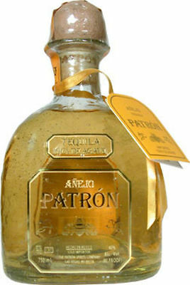 Patron Tequila Anejo 700 Ml Agave Mexico