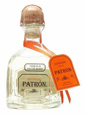 Patron Tequila Reposado Yellow 700 Ml Agave Mexico