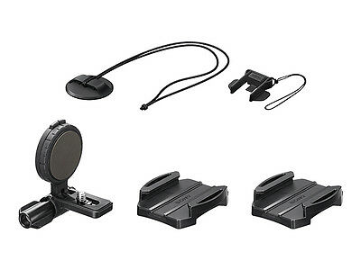 OFFICIAL SONY Helmet Side Mount for Sony Action Cam VCT-HSM1 Airmail Tracking