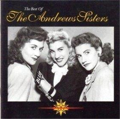 THE ANDREWS SISTERS-The Best Of  (UK IMPORT)  CD NEW
