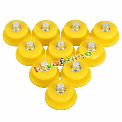 10Pcs Durable Anti Slip Snow Ice Climbing Spikes Grips Crampon Shoes Hiking