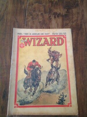 The WIZARD Comic - Issue No.757 - 5th June 1937 Great Old Comic