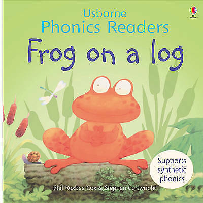 Frog on a Log by Phil Roxbee Cox (Paperback, 2006)-9780746077290-G024