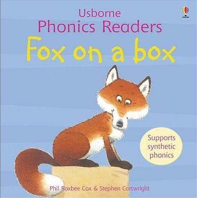 Fox on a Box by Phil Roxbee Cox (Paperback, 2006)-9780746077221-G024