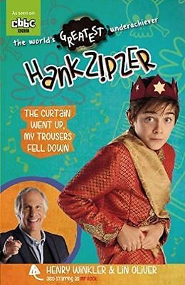 Hank Zipzer: The Curtain Went Up, My Trousers Fell Down-9781406346381-G024
