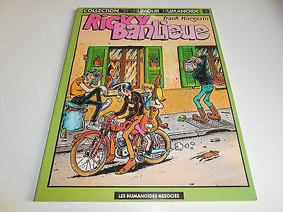 Reedition Ricky Banlieue/ Margerin/ Be