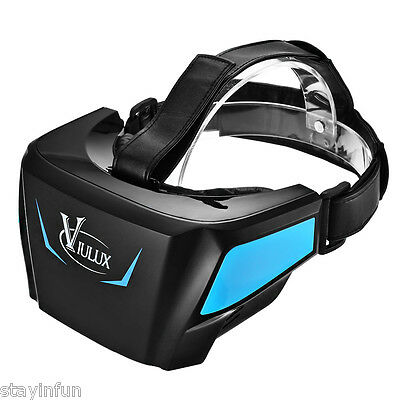 VIULUX V1 VR 3D Headset for PC 5.5 inch 1080P Support Object Adjustment NEW