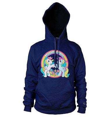Officially Licensed My Little Pony - Best Friends Hoodie S-XXL Sizes