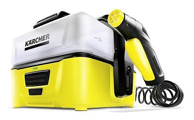 Kärcher OC 3 Mobile Outdoor Cleaner mit Lithium-Ionen-Akku inkl. Zubehörbox Pet