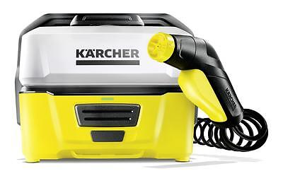 Kärcher OC 3 Mobile Outdoor Cleaner mit Lithium-Ionen-Akku inkl. Zubehörbox Bike