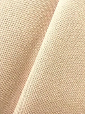 Cream / Ivory 28 count Brittney Lugana 50 x 70 cm even weave Zweigart fabric