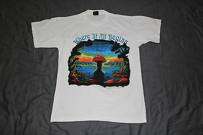 1718c879412f The Allman Brothers Band T-Shirt - Where It All Begins - 1994